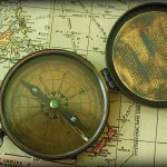 11-compass-with-map
