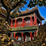 22-red-temple-with-trees-and-rocks